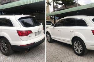 2 xe Audi Q7 trùng BKS 51F-838.78 ở Biên Hòa: Đâu thật đâu dỏm?