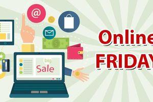 Online Friday 2019 tăng 67% đơn hàng