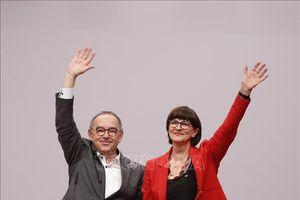 Đại hội Đảng SPD: Esken và Walter Borjans trúng cử đồng Chủ tịch