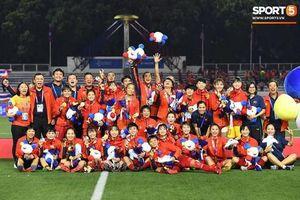 Đoàn Việt Nam leo lên vị trí thứ 2 trên bảng tổng sắp huy chương SEA Games 30