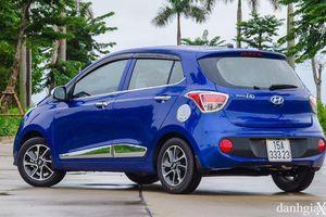 Đánh giá chi tiết xe Hyundai Grand i10 2020