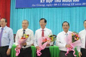 An Giang có Phó chủ tịch tỉnh mới