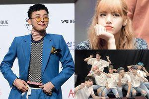 Top 30 thần tượng giàu nhất Kpop 2019: G-Dragon chỉ xếp hạng 3, Lisa 'đại gia' hơn hẳn BTS