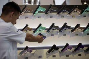 Kim ngạch buôn bán vũ khí trên thế giới tăng 5% trong 2018