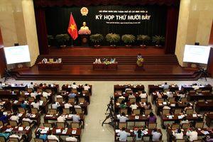Bế mạc Kỳ họp thứ 17 Hội đồng Nhân dân Thành phố Hồ Chí Minh