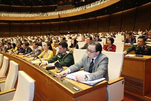 Nghị quyết Thí điểm tổ chức mô hình chính quyền đô thị tại thành phố Hà Nội