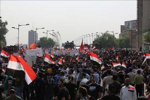 Iraq triệu 4 đại sứ các nước phương Tây