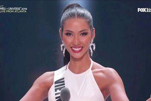 Lời nguyền Á hậu out top đeo đẳng 16 năm ở Miss Universe cuối cùng đã được Hoàng Thùy phá vỡ ngoạn mục