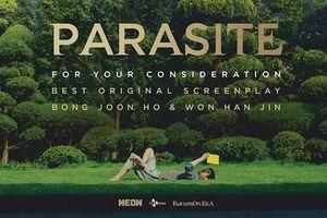 'Ký sinh trùng' trở thành phim Hàn Quốc đầu tiên nhận được đề cử Quả cầu vàng