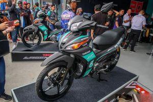 Cận cảnh Yamaha Jupiter 2020 phiên bản đặc biệt SRT GP Limited Edition