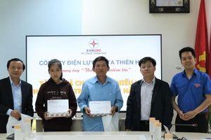 PC Thừa Thiên Huế: Sẻ chia với học sinh, sinh viên có hoàn cảnh khó khăn