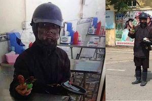Phụ huynh, học sinh Hà Nội lo lắng vì 'ăn mày mặt đen' xuất hiện ở khu vực trường học