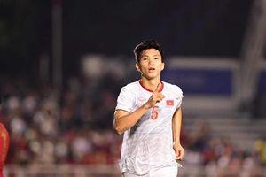 Ghi bàn thắng đầu tiên, Văn Hậu nhận 300 triệu tiền thưởng