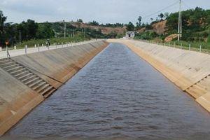 Cần khai thác hiệu quả các công trình thủy lợi