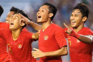 Cầu thủ U22 Indonesia: 'Chúng tôi đã sẵn sàng mang HCV về nước'