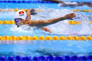 Ánh Viên sa sút ở SEA Games, sẽ điều chỉnh để hướng tới Olympic