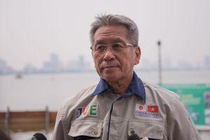 Tổ chức Nhật Bản xin lỗi Chủ tịch UBND Hà Nội