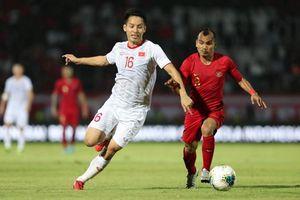 Đỗ Hùng Dũng dứt điểm hiểm hóc đánh bại thủ môn U22 Indonesia