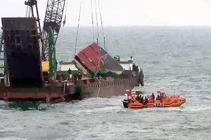 Tìm thấy thi thể một người Việt trong vụ chìm tàu cá ở Hàn Quốc