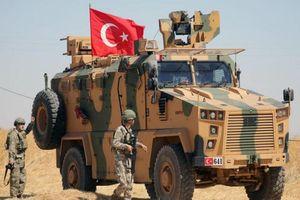 Quân đội Thổ Nhĩ Kỳ tấn công dữ dội người Kurd tại Syria