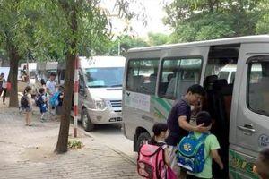 Hà Nội: Xử lý 39 trường hợp phương tiện đưa đón học sinh vi phạm