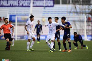 Thắng 'đấu súng', U22 Myanmar giành huy chương đồng SEA Games 30