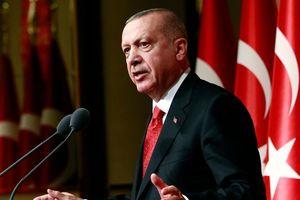 Thổ Nhĩ Kỳ muốn hợp tác với Libya khai thác khí đốt ở Địa Trung Hải