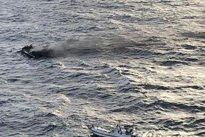 Tìm thấy một thi thể thuyền viên người Việt trong vụ cháy tàu ở Hàn Quốc