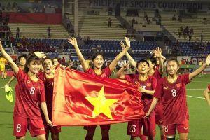 U22 Việt Nam nhận món quà đặc biệt từ tuyển nữ trước trận tranh huy chương vàng