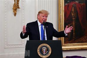 Tổng thống Mỹ lạc quan về thỏa thuận thương mại USMCA