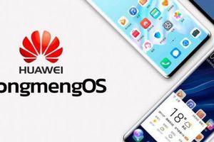 Hệ điều hành của Trung Quốc thay thế Android sẽ có mặt trong nhiều sản phẩm mới vào năm tới