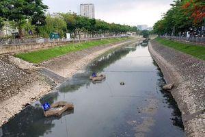 JEBO Nhật Bản chưa cung cấp tài liệu về công nghệ làm sạch nước sông Tô Lịch