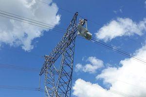TTĐ Lâm Đồng ngăn ngừa kịp thời sự cố trên đường dây 500 kV Di Linh - Tân Định