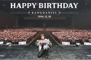 #HappyDanielDay phủ kín Twitter: Hàng ngàn lời chúc ý nghĩa từ fan gửi đến chàng center quốc dân Kang Daniel