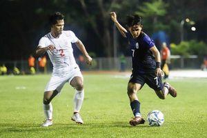 U22 Myanmar 2-2 U22 Campuchia (5-4 ở loạt 11m): Myanmar giành HCĐ