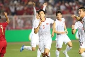 U22 Việt Nam lên ngôi vàng bóng đá SEA Games 30