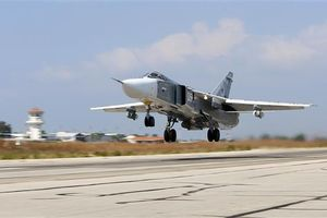 Tiêm kích Nga đánh chặn chiến đấu cơ Israel ở phía nam Syria