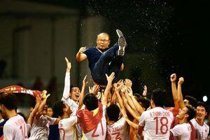 Giấc mơ đổi màu huy chương của Việt Nam đã thành sự thật!