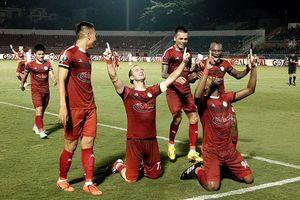 Hai CLB Việt Nam vào thẳng vòng bảng AFC Cup 2020