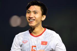 Văn Hậu - biểu tượng vô địch của U22 Việt Nam ở SEA Games
