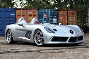 Siêu xe Mercedes 10 năm tuổi được rao bán với giá 2,5 triệu USD