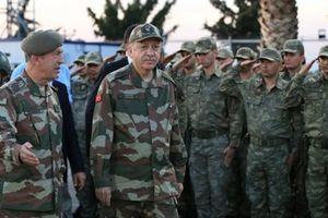 Thổ muốn điều binh đến Lybia: Phớt lờ Nga?