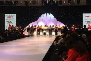 Hơn 100 doanh nghiệp tham gia Hội chợ và Triển lãm Thời trang quốc tế Việt Nam 2019