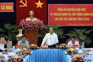 Thủ tướng yêu cầu sớm triển khai đường cao tốc Cần Thơ – Cà Mau