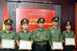'Tìm hiểu Luật An ninh mạng': CATP Đà Nẵng hoàn thành xuất sắc cuộc thi