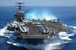 Mỹ hồ hởi tuyên bố: 7 tàu sân bay sẵn sàng ra khơi, 4 chiếc khác nằm bờ