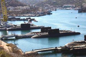 Quân đội Nga bảo vệ căn cứ tàu ngầm bằng 'pháo đài bất khả xâm phạm'