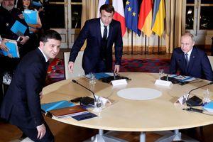 'Normandy ở Paris': Khi những vùng đất Pháp chưa mang hòa bình đến Ukraine
