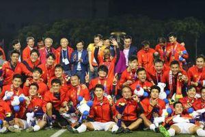 Vô địch Seagames, đội tuyển U22 Việt Nam được hứa thưởng bao nhiêu?