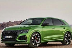 Mãn nhãn hình ảnh nâng cấp RS Q8 – SUV của Audi